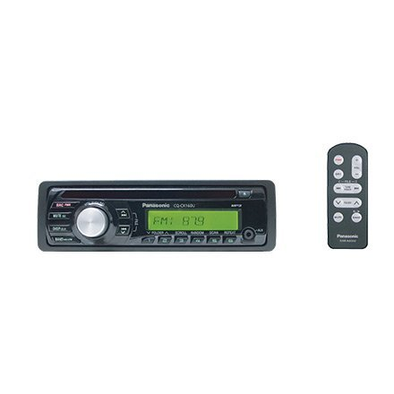Panasonic AM/FM MP3/ CD Player/ Receiver - CQ-CX160U ()