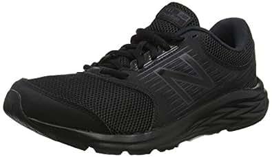 New Balance 411, Zapatillas de Running para Hombre, Negro Black, 40 EU