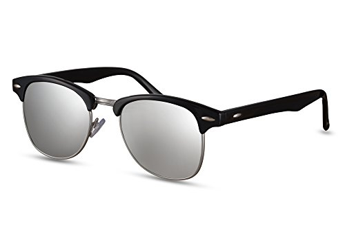 013 Noir Femmes Rétro Clubmaster Cheapass Ca Miroitant Sunglasses Hommes wR7040