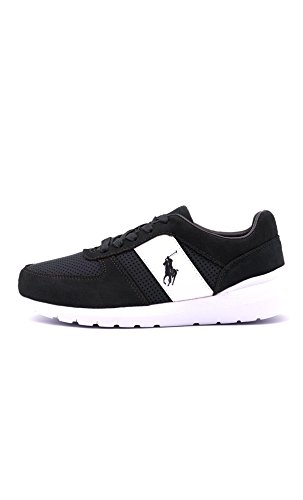 Polo Dark Grey Uomo Shoe Grigio E7388 Sneaker Man Lauren Cordell Scuro Scarpe Ralph qI4TWwB