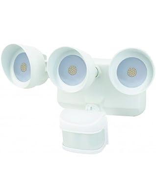 Westgate Lighting LED Outdoor Security Light– Waterproof IP65- Die-Cast Aluminum- High Lumen- Tempered Glass Lens- UL Listed – 100-120V AC