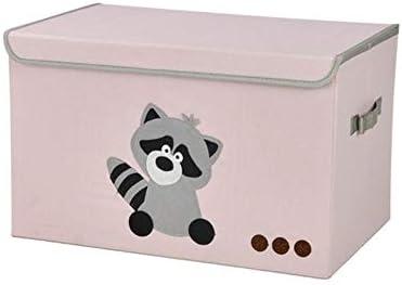 Sizwea Caja de Almacenamiento Plegable de Animales de Dibujos Animados para niños Organizador de Juguetes Libro de Almacenamiento de cajones Cajas de organizadores múltiples con Tapa, Koala: Amazon.es: Hogar