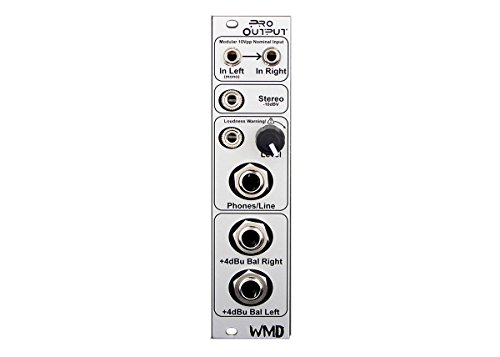 WMD Pro Output Eurorack Synth Module