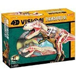 4D Vision Tyrannosaurus Rex Anatomy Model by Tedco