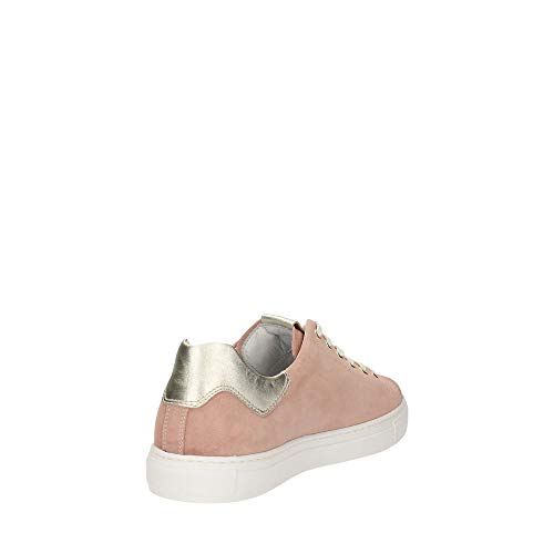Nero Donna Sneakers Rosa P907573d Giardini qRqnwa6g8