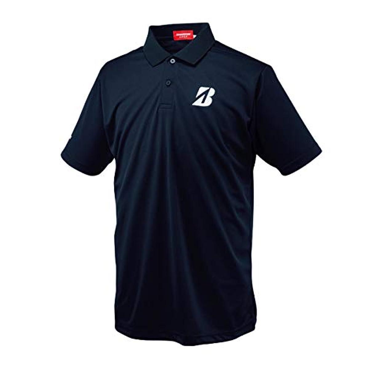 [해외] 브리지스톤 골프 맨즈 반소매 폴로 셔츠 55G01A (MEN'S) BRIDGESTONE GOLF