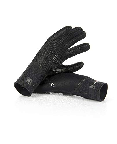 - Rip Curl 2017 Flashbomb 3/2mm 5 Finger Glove WGL6CF Sizes- - Large