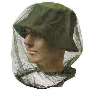 Head Nets Olive Drab (Mosquito Head Net)