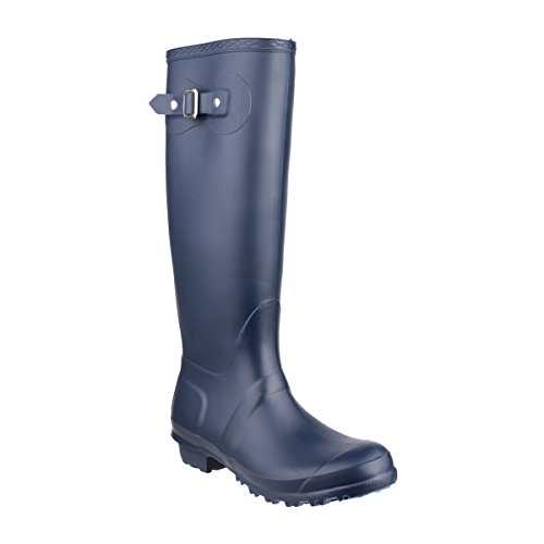 New Ladies Womens 3 Black Cotswold UK Sizes Sandringha Navy Black Wellingtons 9 gxpAW