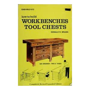 How to Build Workbenches Tool Chests