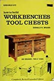 How to Build Workbenches, Donald R. Brann, 0877336725