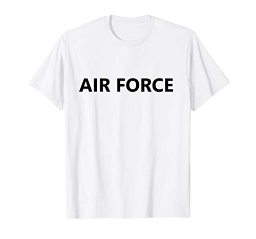 - Air Force PT Workout Uniform Military Physical Training Gym T-Shirt