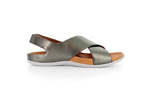 Strive Footwear Venice Stylish Orthotic Sandal Olive Metallic aziJtGTu