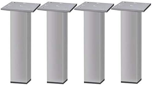 Gambe In Alluminio Per Tavoli.Piedini Per Mobile Quadri Gambe Per Mobile In Alluminio Piedini Di