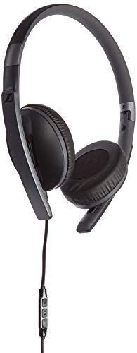 (Sennheiser HD 2.30i Black Ear Headphones (Discontinued by Manufacturer))