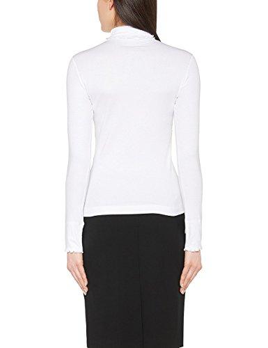 Marc Cain Essentials, Camiseta para Mujer blanco (blanco 100)