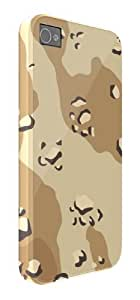 Desert Camouflage iPhone 5 / 5S protective case (image shows iPhone 4 example)