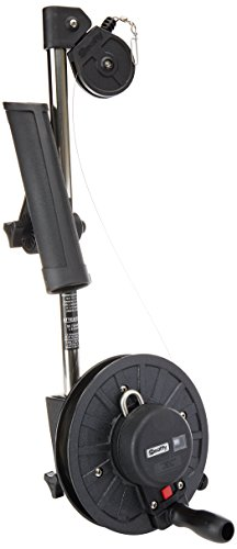 Scotty #1080 Strongarm Manual Downrigger w/ 24-Inch Boom, Display Packed w/ Rod Holder