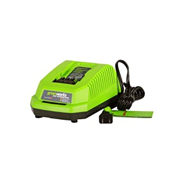 GreenWorks 29482 G-MAX 40V Li-Ion Charger