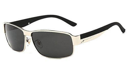 Men`s Sunglasses High Efficiency Polarized Classic Small Frame Sunglasses, Driving Glasses, Riding Glasses - Vuitton Sunglasses Louis Male
