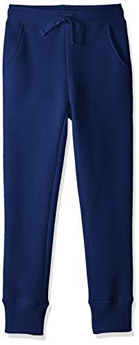 Amazon Essentials   Girls' Fleece Jogger, Navy S
