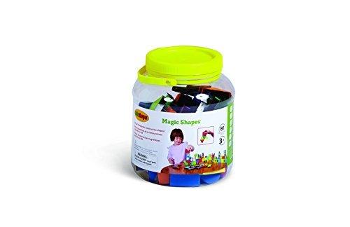 Edushape Magic Shapes Toy , Set of 81 toys by ()
