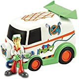 Scooby-Doo Mystery Mates Vehicle and Figure - Shaggy Ghost Fighter
