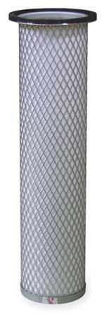 Baldwin Filters  PA2487 Heavy Duty Air Filter (2-31/32 x 14-3/32 in.)