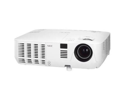 (NEC NP-V300X XGA 1024 x 768 3000 Lumens DLP High-Brightness Mobile Projector)