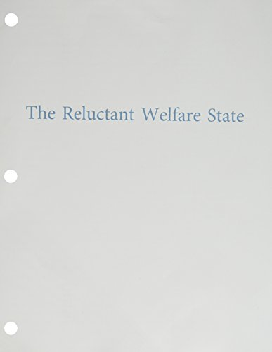 Bundle: The Reluctant Welfare State, Loose-Leaf Version, 8th + LMS Integrated MindTap Social Work, 1 term (6 months) Printed Access Card