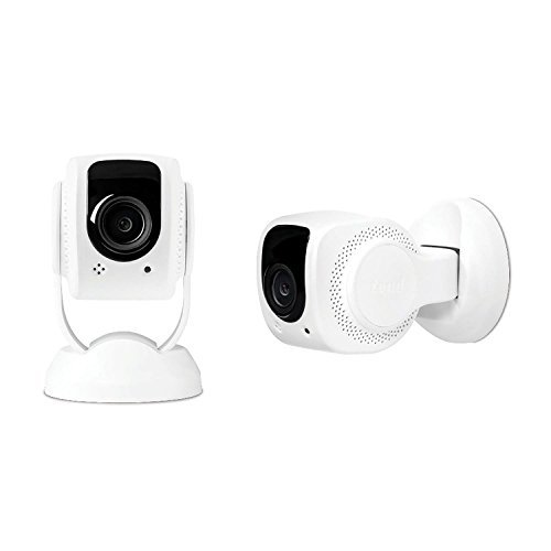 Tend Insights TS0020 Lynx Indoor 2-Pack 1080p HD Wi-Fi Secur