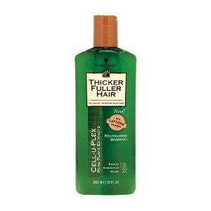 Thicker Fuller Hair Shampooing revitalisant-12 oz