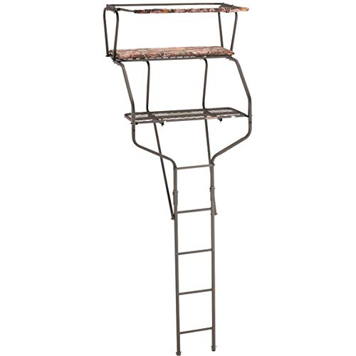 Guide Gear 18' 2 Person Ladder Tree Stand