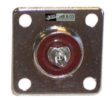 Pike & Co® Branded–UHF (so-259) Chasis Socket [unidades 1]–W/min 3yr Garantía