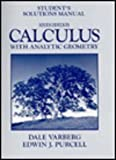 Calculus with Analytical Geometry, Purcell, Edwin J., 0131180355
