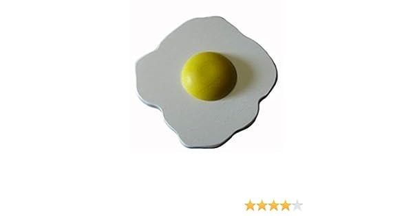 Estia 600212 Huevo Frito para Tienda o Cocina de Juguete: Amazon ...