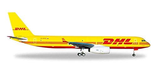He529112 Herpa Wings Dhl Aviastar Tu204 1 500 Model Airplane