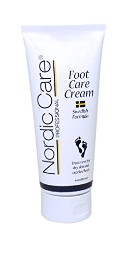 Nordic Care CCS Foot Cream Dry Skin/Cracked Heels - 5.9oz - Care Foot Cream