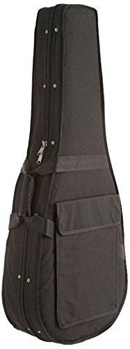 (D'Luca SF41 Full Size 41-Inch Acoustic Guitar Lightweight Foam Case)