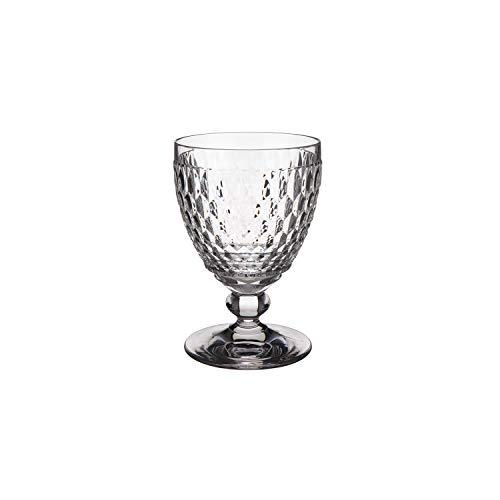 Villeroy & Boch Boston Clear Crystal - Low Goblet Water