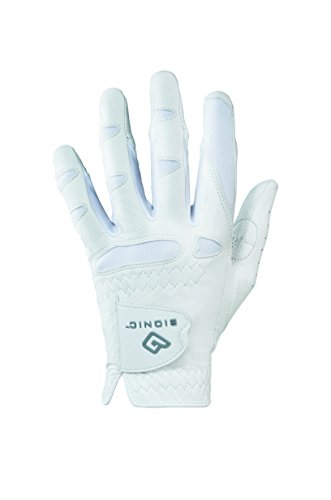 Bionic GGNWLL Women's StableGrip with Natural Fit Golf Glove, Left Hand, Large