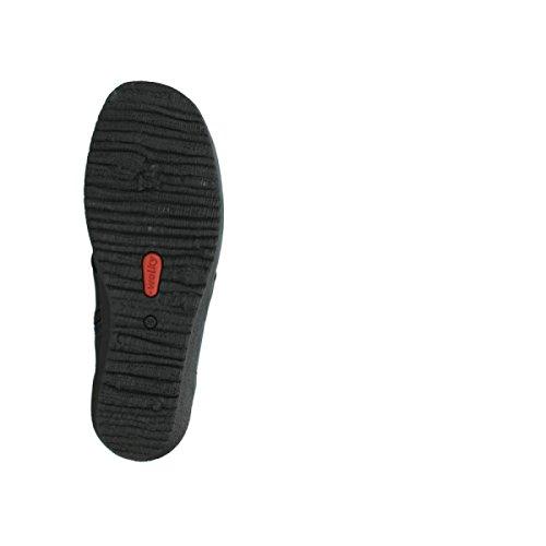 Up Ingrassato Il Nabuk Scarpe Comfort 11802 Madera Blu Lace Wolky 6zpw1zqa
