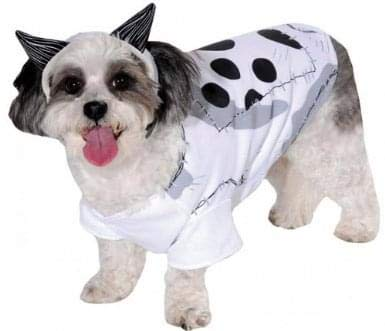 Rubies Costume Disney Frankenweenie Pet Costume, Extra Large,
