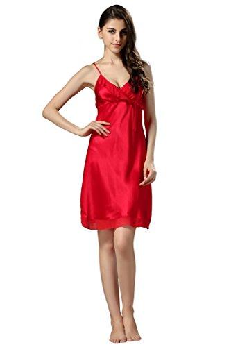 100% Silk Nightgown - 3