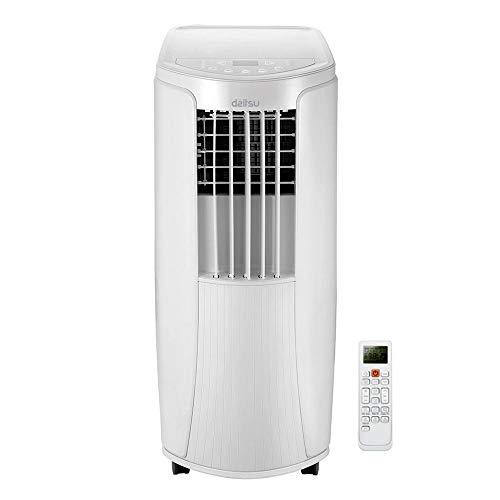 DAITSU+ADP+12HK+Climatiseur+mobile+r%3Fversible+3500+watts+-+12+000+Btu+-+D%3Fshumidification+-+T%3Fl%3Fcommande