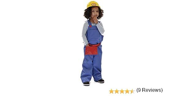 Builder - Disfraz de obrero para niño, talla 3-5 años (8971 ...