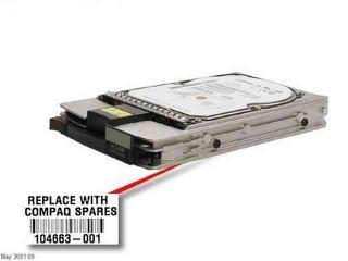 (COMPAQ 388144-B22 388144-B22 - Compaq 18.2gb Universal Hot-plug Wide Ultra2 Scsi)