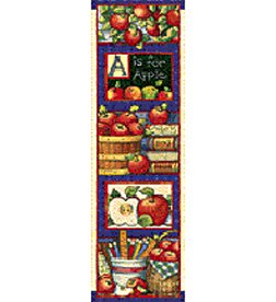 Apples Bookmarks from Susan Winget ()