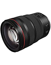 Canon RF 24-70mm F2.8 L is USM Lens, Black