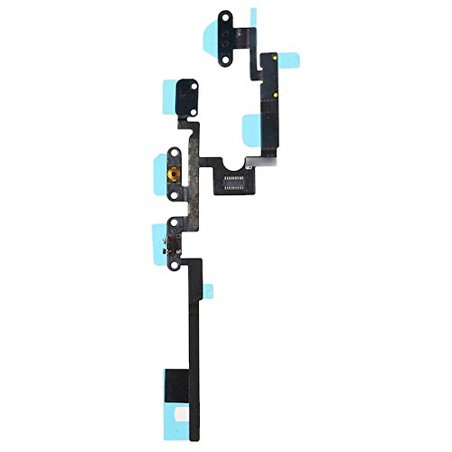 BisLinks® Power On/Off Volume Button Connector Flex Cable Ribbon For iPad Pro 9.7''